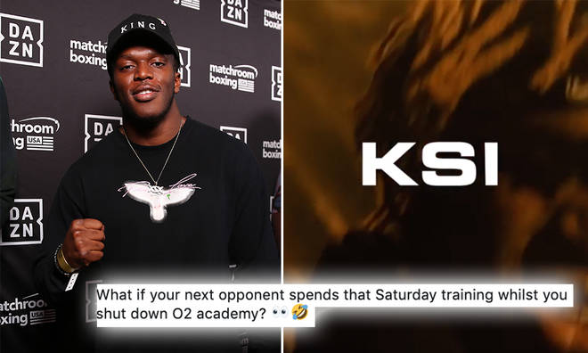 KSI announced his one-time only event in London next year
