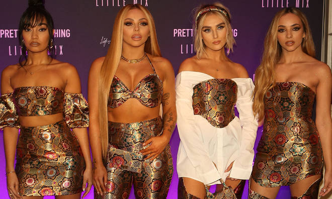 Little Mix have wrapped up a tour and dropped a clothing line