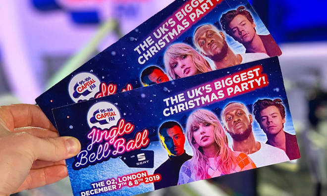 We're giving away five pairs of tickets to the #CapitalJBB