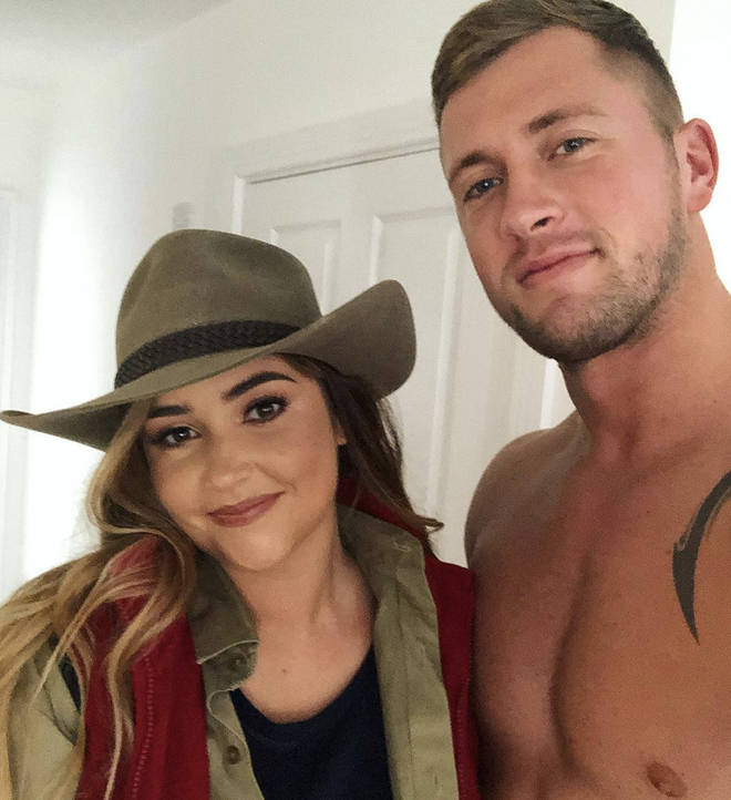 Jacqueline Jossa and Dan Osborne have two daughters together