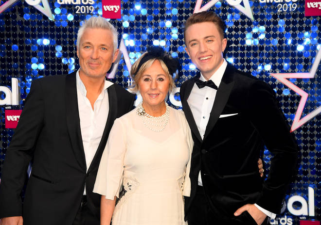 Roman Kemp's parents have read his thirsty mentions on Twitter
