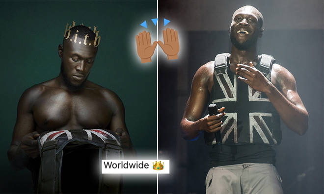 Stormzy is going on a huge world tour after the release of his second album