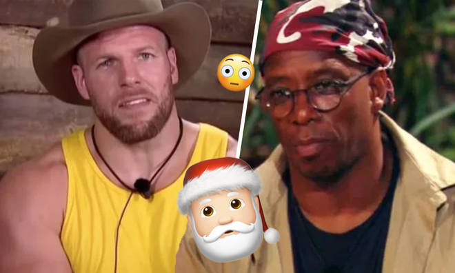 James Haskell & Ian Wright accused of 'ruining Christmas'