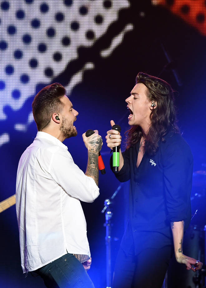 Liam Payne and Harry Styles are both Capital's Jingle Bell Ball performers